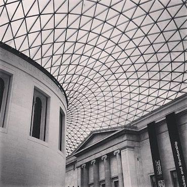 London Fantastische Museen - einfach reinlaufen Triller